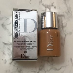 5 for $35 Dior Backstage Face & Body Foundation